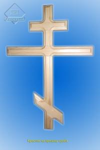 Крест на крышку гроба